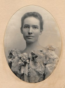 Edith Darlington Ammon, c.1890.  Fort Pitt Society Collections.
